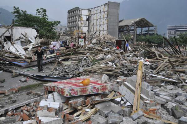 Consequências do terremoto na Indonésia