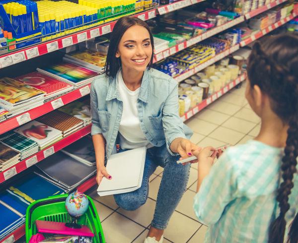 Criar um supermercado fictício pode ser uma boa pedida para ensinar números decimais