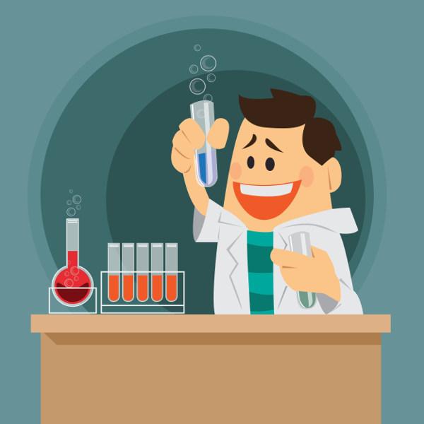 Criatividade e planejamento são fundamentais para um bom desempenho do professor de Química.