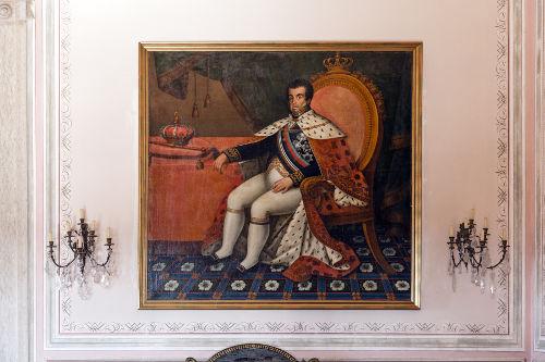 D. João VI era o rei de Portugal e optou por fugir para o Brasil entre 1807 e 1808*