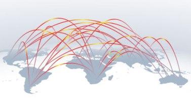 A Divisão  Internacional do Trabalho se intensifica com os avanços tecnológicos informacionais