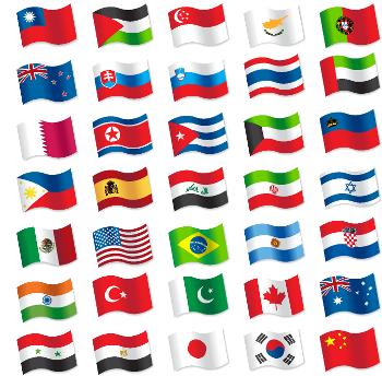Os Estados-Nações surgiram principalmente no fim do século XVIII e ainda existem países que possuem essa característica