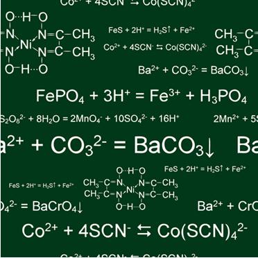 Equações de reações químicas envolvendo íons