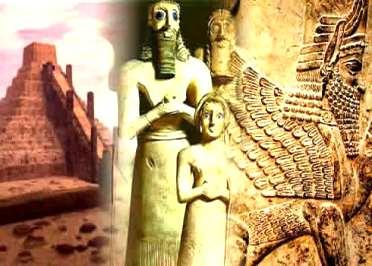 Mesopotâmia: região povoada por uma grande diversidade de civilizações.