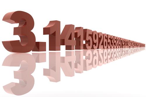 π, o mais famoso número decimal