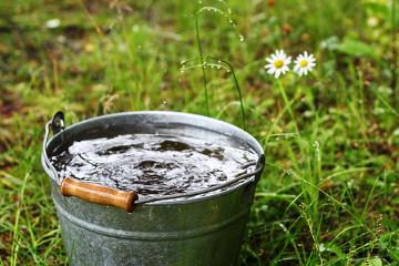 Aproveitar a água da chuva é uma questão de consciência ambiental