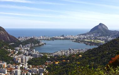 O espaço geográfico frente ao meio natural na cidade do Rio de Janeiro