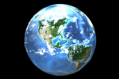 O sistema terrestre é composto por quatro subsistemas que estruturam o funcionamento da Terra