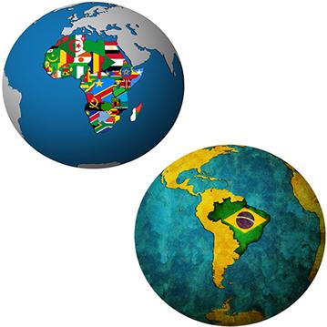 Similaridades entre África e Brasil