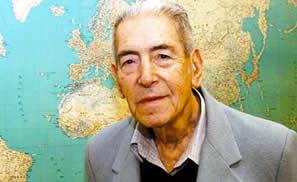 Aziz Ab'Saber foi o geógrafo que classificou os domínios morfoclimáticos brasileiros