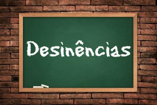 Desinências são partículas nominais ou verbais localizadas no final das palavras