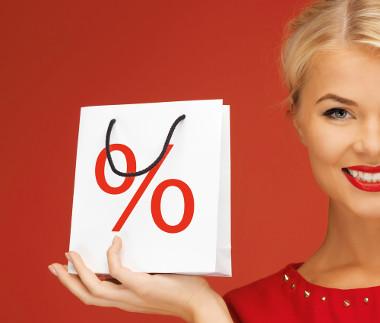 Devemos saber calcular o aumento e o desconto percentual sobre o preço de algo