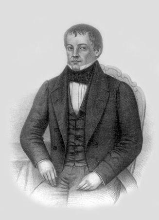 Diogo Feijó foi regente do Império Brasileiro de 1835 a 1838