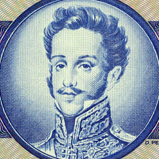 Durante o Primeiro Reinado, o Brasil foi governado por D. Pedro I.*