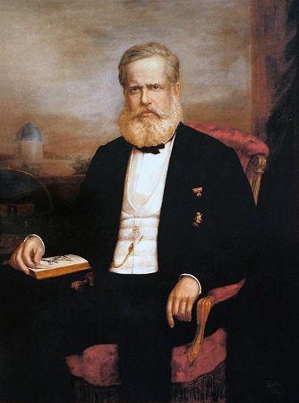 Dom Pedro II foi o segundo e último imperador brasileiro. Foi afastado do poder em 1889