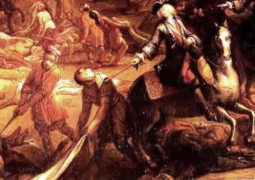 Durante a crise feudal, a Peste Negra diminuiu os contingentes populacionais da Europa.