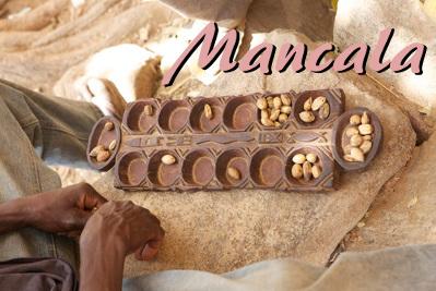 Os jogos Mancala são jogos africanos que estimulam o raciocínio