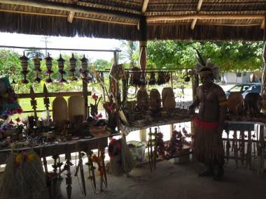Índio Pataxó Tucum Airi fala sobre a educação indígena e elementos da sua cultura *