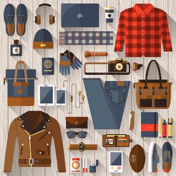 Roupas e acessórios são indispensáveis em nosso dia a dia! Amamos accessories (acessórios), mas como dizê-los em inglês?