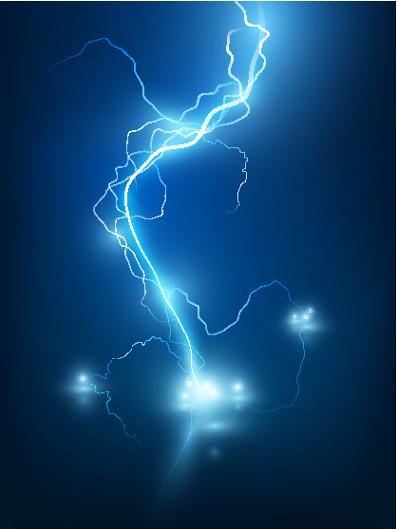 Os raios são fenômenos elétricos naturais