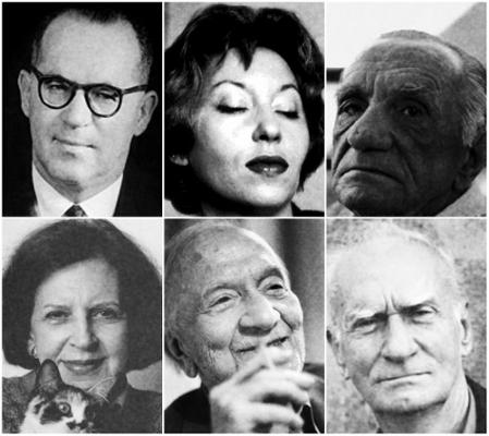 A terceira geração modernista: Guimarães Rosa, Clarice Lispector, João Cabral de Melo Neto, Lygia Fagundes Telles, Mario Quintana e Ariano Suassuna*