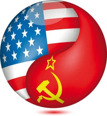 Guerra Fria: conflito indireto e ideológico entre EUA e URSS