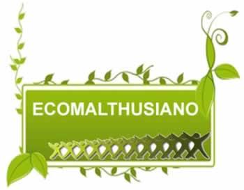 Teoria ecomalthusiana de preservação ambiental X população