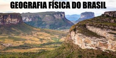 Chapada Diamantina, uma das referências temáticas dos estudos de Geografia Física do Brasil