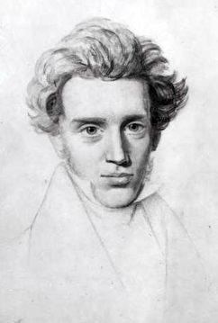 A fonte da obra de Kierkegaard é sua própria existência