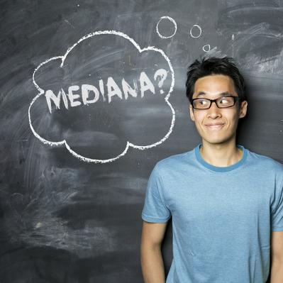 Você sabe o que é Mediana? Aprenda a encontrar essa importante medida de tendência central