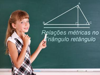 Elas são modos de relacionar as medidas dos lados de triângulos retângulos