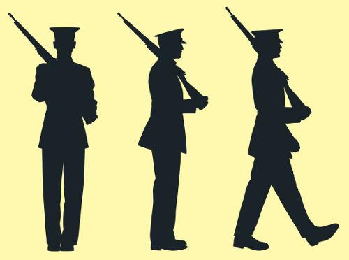 Em regimes democráticos constitucionais, só ocorre intervenção militar sob ordem dos poderes constituídos