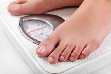 Em uma balança, mede-se a massa, e não o peso