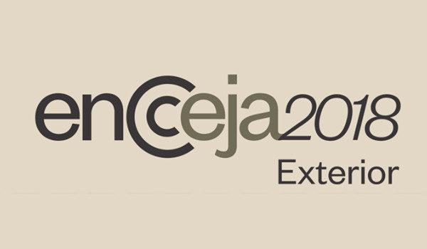 Encceja Exterior 2018 será aplicado para brasileiros que estão em mais de dez países