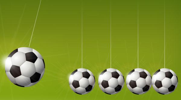 Ensino de Física pode ser divertido se você usar temas como o futebol em suas aulas