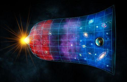 Entender a antimatéria pode auxiliar na compreensão da criação e expansão do universo