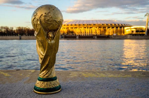 Erguer a Taça da Copa do Mundo é o grande desejo de todas as 32 seleções que participam da competição*