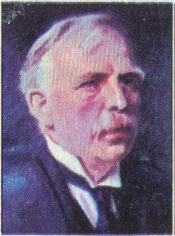 Ernest Rutherford foi um físico de origem neozelandesa*