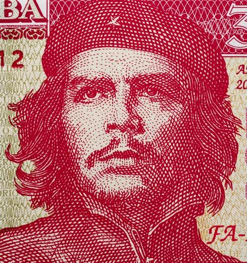 Ernesto Che Guevara foi um dos líderes da Revolução Cubana