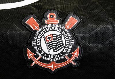 Escudo atual do time, criado nos anos 80
