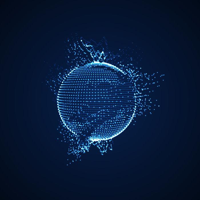 Esfera: sólido de revolução formado pela rotação de um círculo