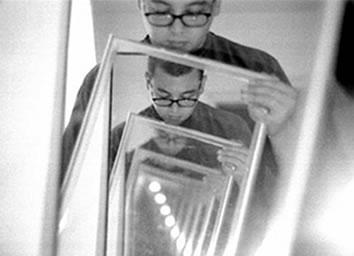 Espelhos paralelos
