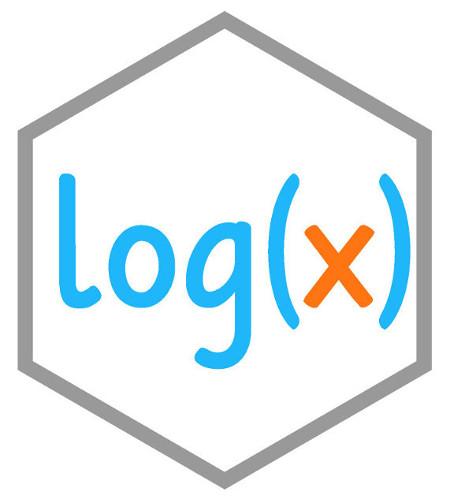 Esse é o modo como são representados os logaritmos