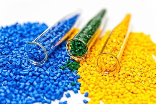Exemplos de resinas plásticas utilizadas na indústria