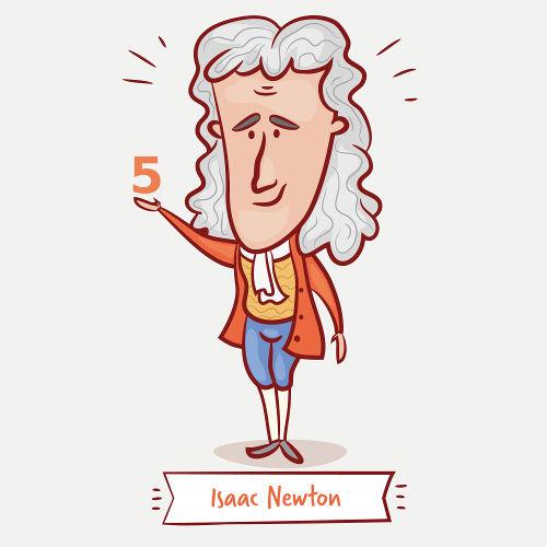Existem cinco observações sobre as leis de Newton que podem facilitar o entendimento de seus princípios
