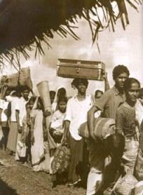 Refugiados de guerra