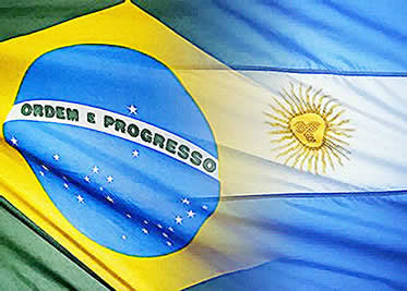 Brasil x Argentina: uma rivalidade que se manifestou durante vários momentos.