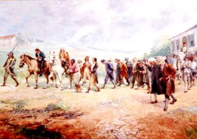 Os revoltos desejavam que a dominação portuguesa chegasse ao seu fim.