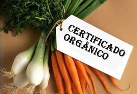 Os produtos orgânicos são produzidos sem o uso de aditivos químicos e agrotóxicos