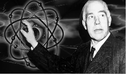 Niels Böhr (1885-1962) propôs uma teoria atômica pela qual recebeu o Prêmio Nobel, em 1922